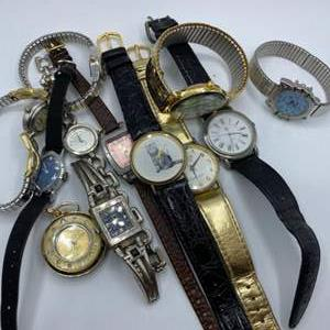 Lot #  32 - Watches