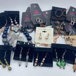 Lot #  44 - New earrings