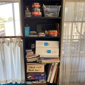 Lot # 131 - Large variety of office supplies