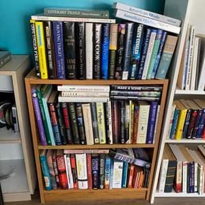 Lot # 133 - Hardback books