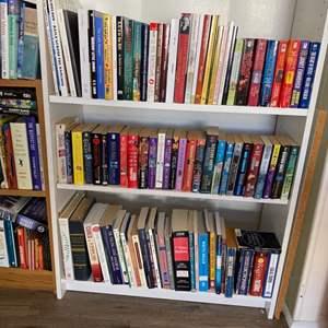 Lot # 134 - Softback books