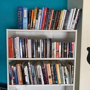 Lot # 135 - Paperback books