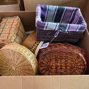 Lot # 150 - Baskets