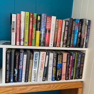 Lot # 152 - Hardback books