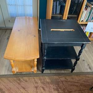Lot # 156 - Two tables