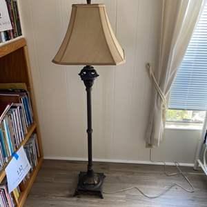 Lot # 157 - Floor lamp