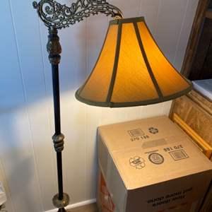 Lot # 158 - Antique floor lamp