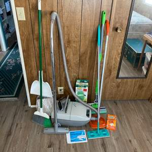 Lot # 163 - Cleaning supplies