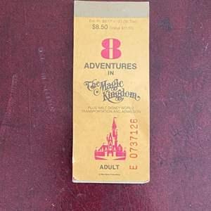 Lot # 184 - Vintage Disney memories