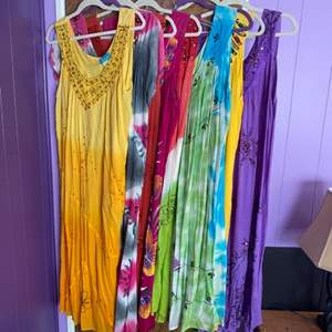 Lot # 207 - Colorful sundresses