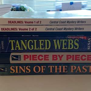Lot # 216 - NEW mystery novels by Susan Tuttle