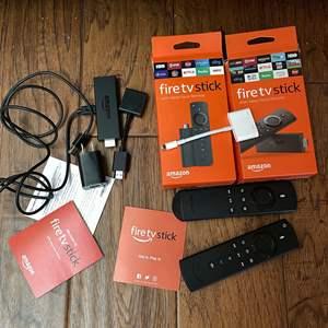 Lot # 11 - Amazon FireTV Stick