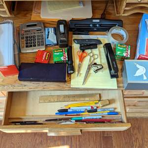Lot # 35 - Office Supplies