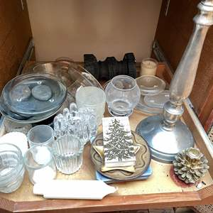 Lot # 23 - Tons of Candle Holders