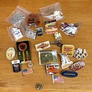 Lot # 28 - Vintage Automotive Pins