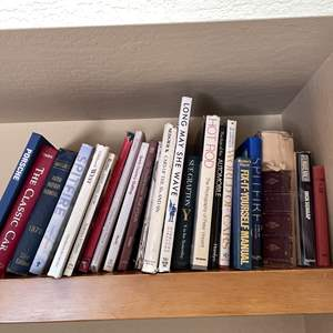 Lot # 30 - Assortment of Books