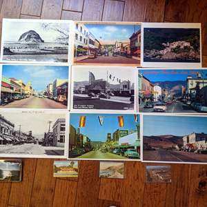 Lot # 58 - Vintage Photographs and Postcards of the Central Coast