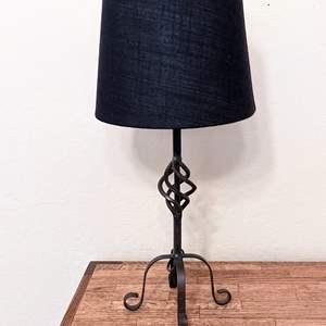 Lot # 76 - Artistic Metal Table Lamp