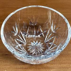 Lot # 68 - Small Waterford Crystal Tulip Bowl