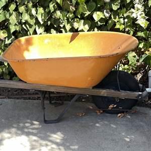 Lot # 113 - Wheelbarrow