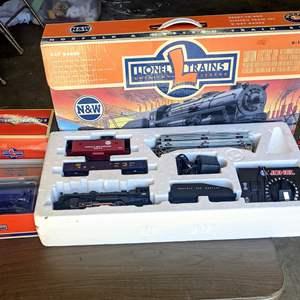 Lot # 161 - Lionel Trains 027 Gauge N&W