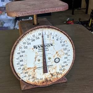 Lot # 171 - Vintage Hanson Utility Scale Model 2060