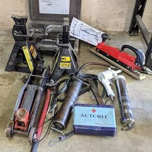 Lot # 179 - Automotive Repair Tools