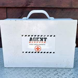 Lot # 144 - Agent First Aid Kit