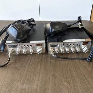 Lot # 193 - (2) CB Radios