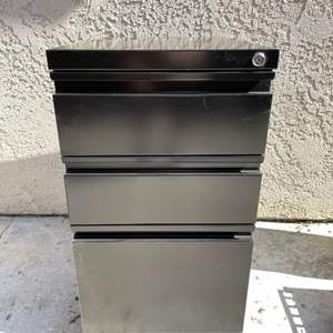 Lot # 212 - Filing Cabinet with two Drawers