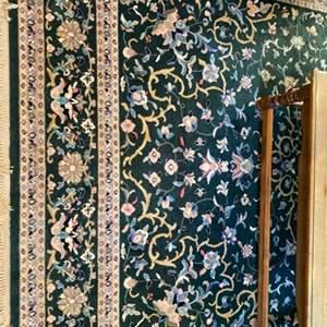 Lot # 86 - Wool rug 8.8 x 12