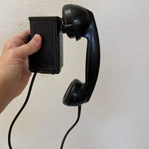 Lot # 119 - Vintage Bell Systems phone