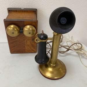 Lot # 123 - Vintage Western electric phone