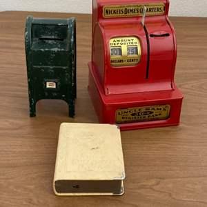 Lot # 134 - Vintage Banks