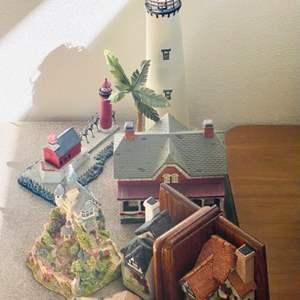 Lot # 151 - Lighthouses