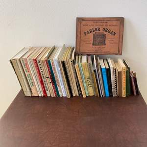 Lot # 169 - Great library of player pianos and organs