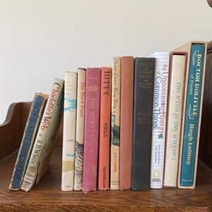 Lot # 173 - Great 'ol books