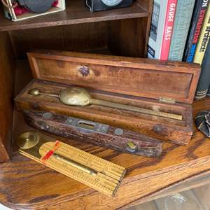 Lot # 174 - Vintage Tools and Books