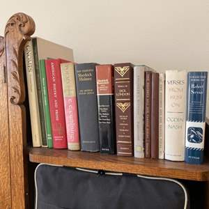 Lot # 175 - Vintage books
