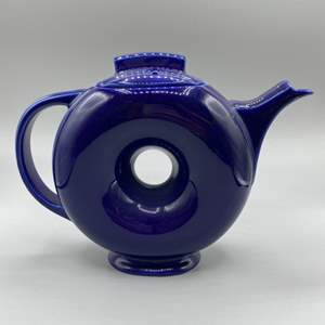 Lot # 196 - Hall Pottery tea kettle exclusively for Naomi's