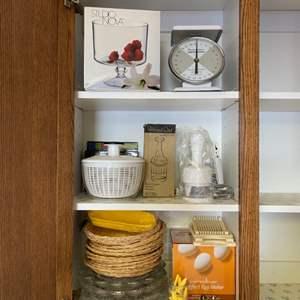 Lot # 226 - Kitchen goods
