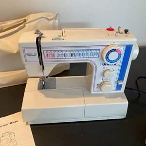 Lot # 255 - White sewing machine model 1777