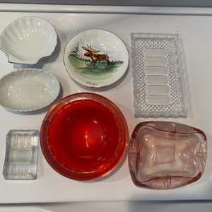 Lot # 270 - Vintage ash trays