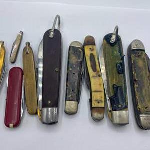 Lot # 306 - Pocket knives