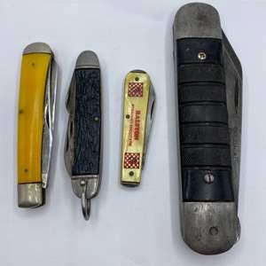 Lot # 309 - Pocket knives