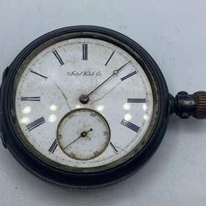 Lot # 340 - International watch Co 1902-1907