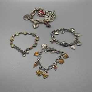 Lot # 92 - Brighton Charm Bracelets