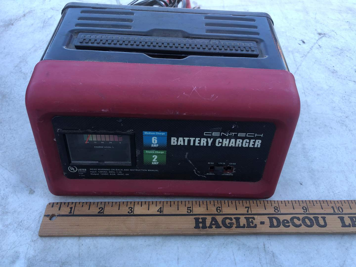 Lot # 20 - BATTERY CHARGER (main image)