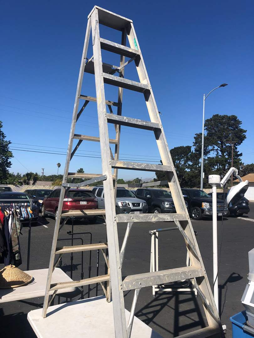 Lot # 51 - 8FT ALM LADDER (main image)