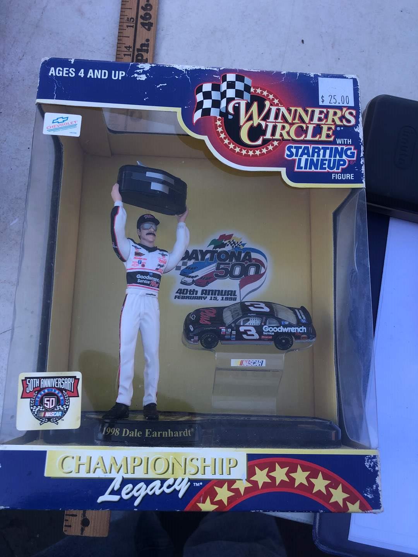 Lot # 56 - NASCAR COLLECTION (main image)